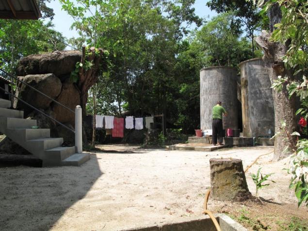 Koh Phangan Wat Kow Tham retreat 10