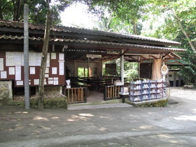 Koh Phangan Wat Kow Tham retreat 3