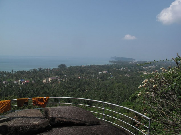 Koh Phangan Wat Kow Tham retreat 8
