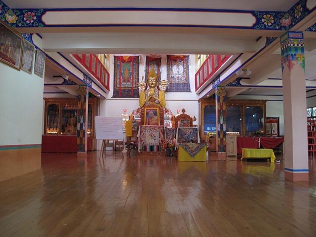 Meditation centre Tushita