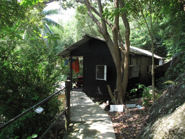 Koh Phangan Wat Kow Tham retreat 4