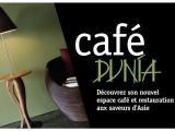 Flyer Café Dunia