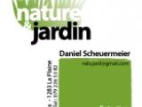 Carte de visite Nature Jardin
