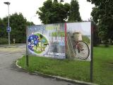 Affiche F12 Mobilité Ville de Meyrin