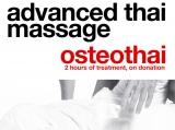 Visuel osteothai massage