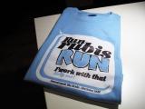 Tshirt Run Rubis Run