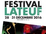 Affiche Festival La Teuf 2016
