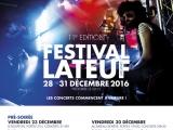 Flyer Festival La Teuf 2016